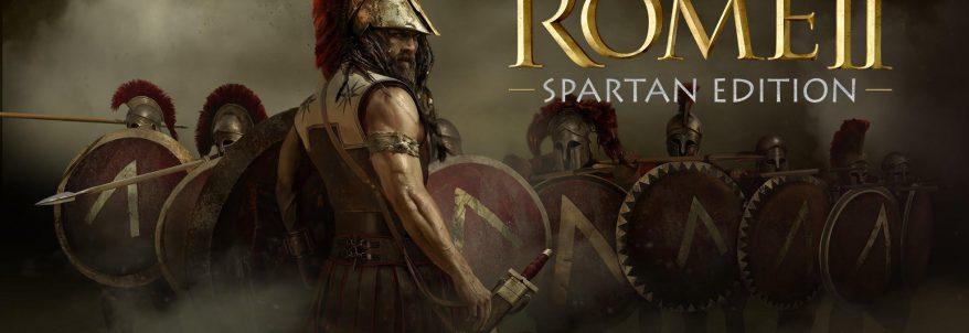 Total War: Rome II Spartan Edition este acum disponibil