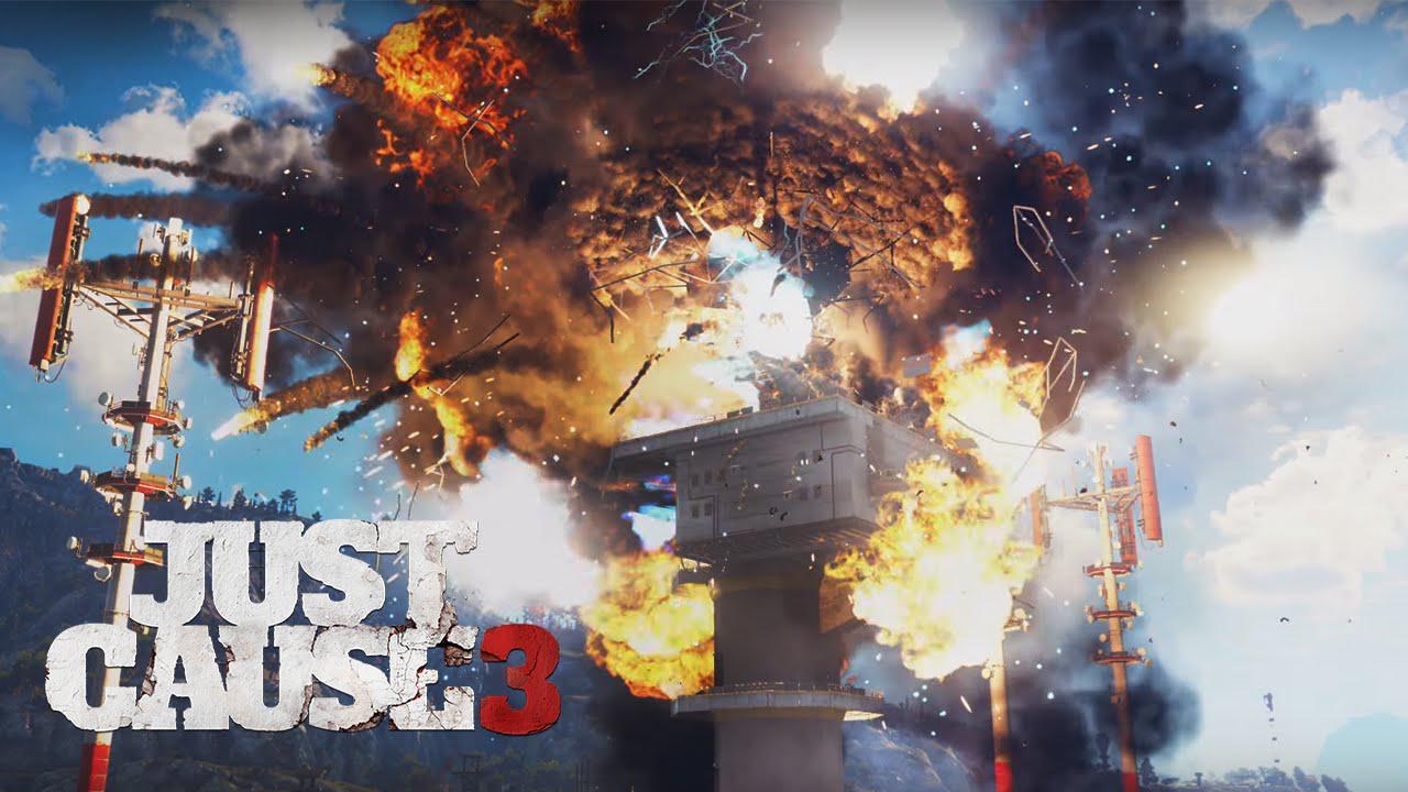 Un nou video Just Cause 3 prezintă toate detaliile la maxim în 4K