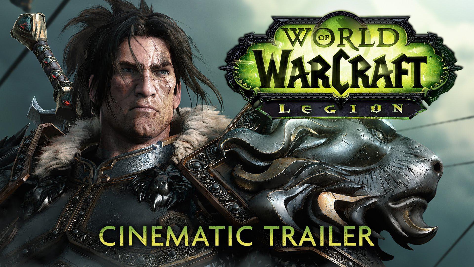 World of Warcraft: Legion primește trailer cinematic