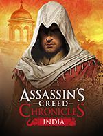 Assassins Creed Chronicles India Box Art