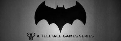 Batman A Telltale Games Series Logo
