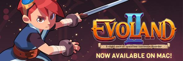 Evoland 2 se lansează și pe Mac