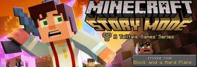 Cel de-al patrulea episod pentru Minecraft: Story Mode se va lansa înainte de Crăciun