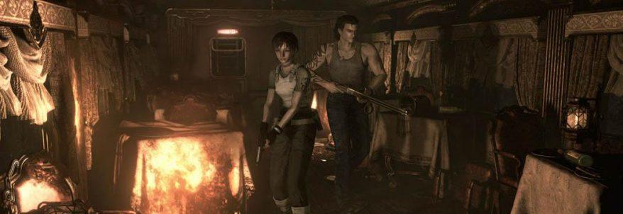 Resident Evil Zero HD