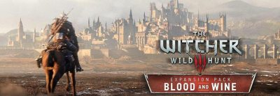 The Witcher 3 Blood and Wine Logo