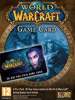 World of Warcraft 30 Days Box Art