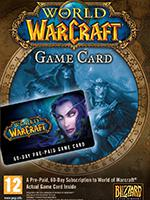 World of Warcraft 60 Days Box Art