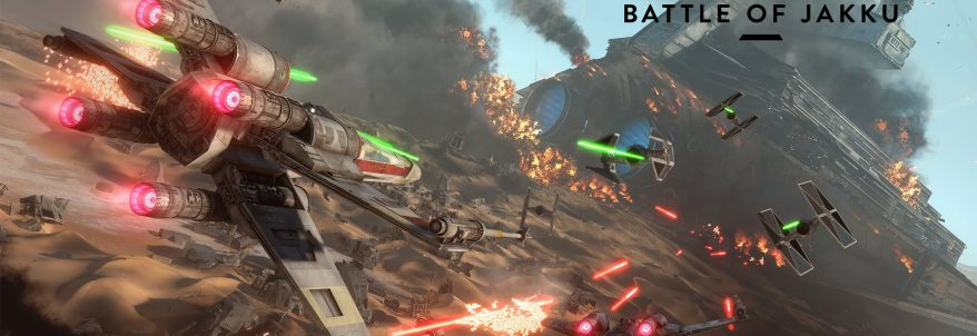 Battle of Jakku aduce 2 noi hărți și un mod de joc pentru Star Wars: Battlefront