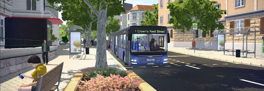 Bus Simulator 16 – Teaser Trailer