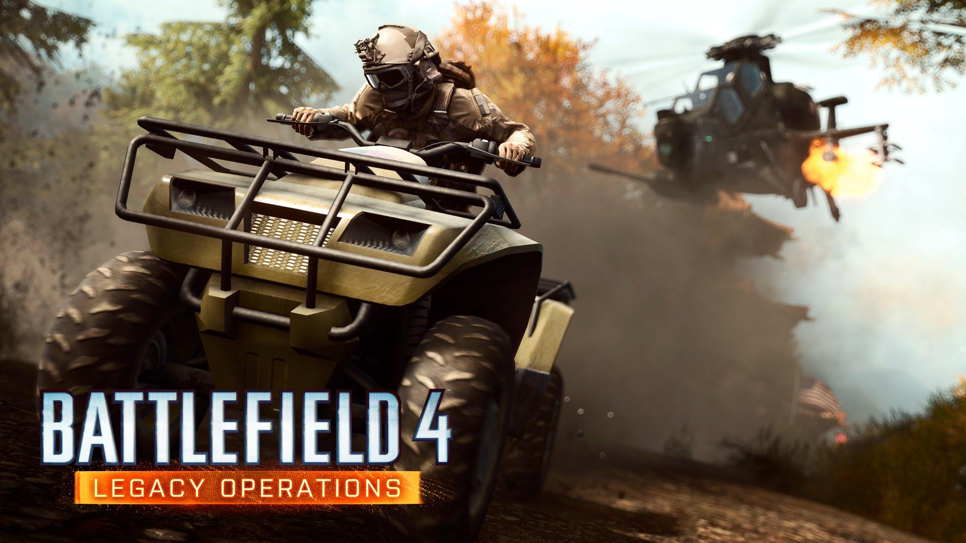 DLC-ul gratuit Battlefield 4 Legacy Operations primește trailer cinematic