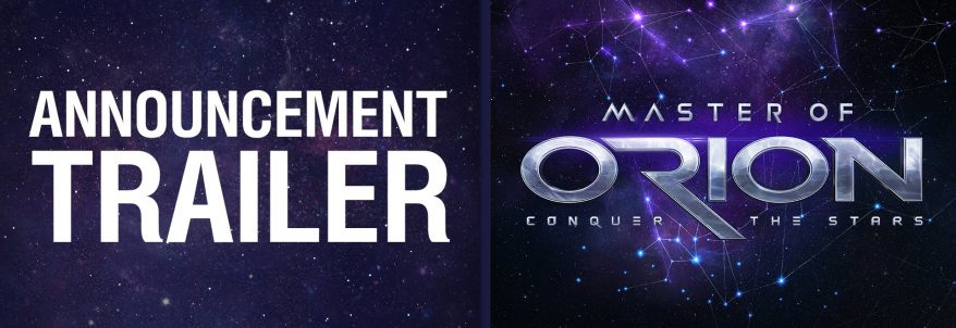 Master of Orion: Conquer the Stars - Announcement Trailer