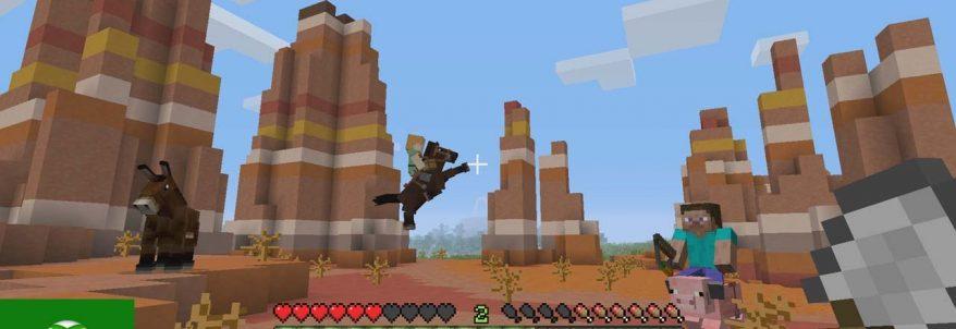 Minecraft: Console Edition primește cel mai mare update de până acum