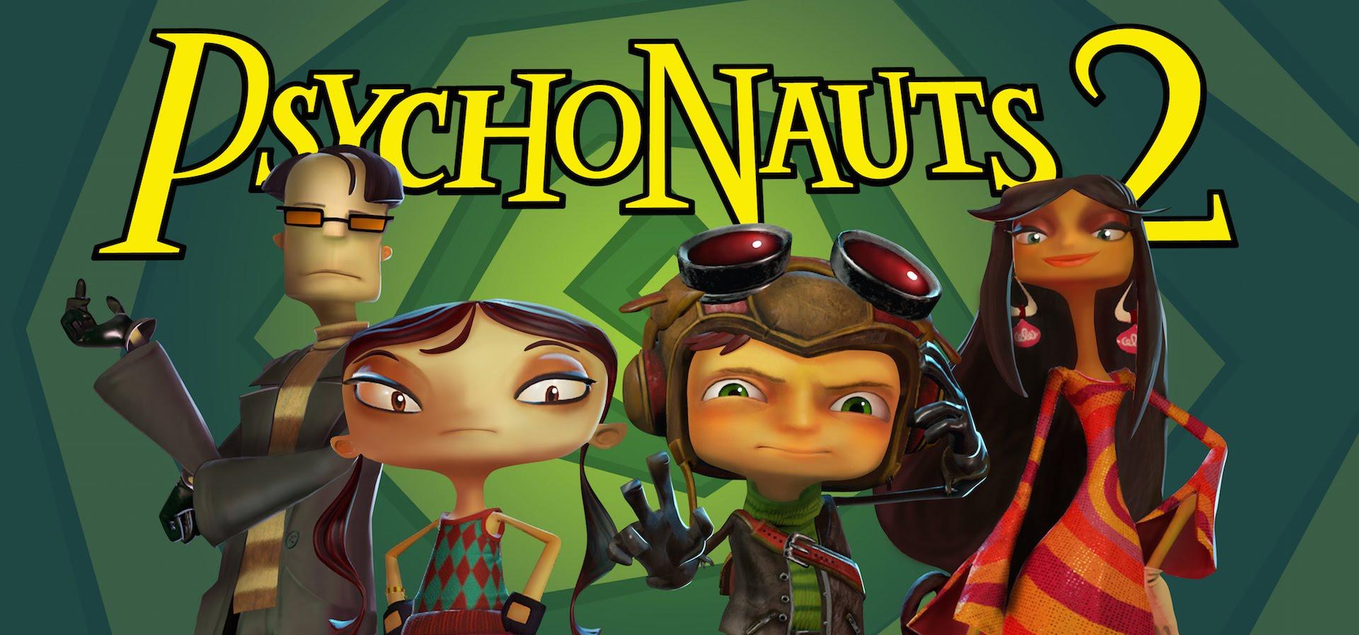 Psychonauts 2 a primit trailer de anunțare și campanie prin FIG