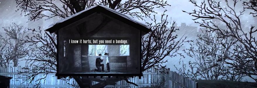 This War of Mine: The Little Ones PlayStation 4 Gameplay Trailer