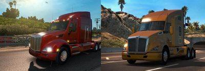 American Truck Simulator va avea doar două camioane la lansare