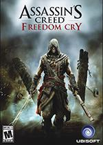 Assassins Creed Black Flag Freedom Cry Box Art Coperta