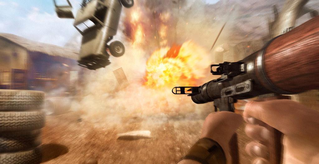 Imagini Far Cry 2