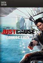 Just Cause Collection PC Box Art Coperta