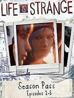 Life is Strange Season Pass Box Art Coperta