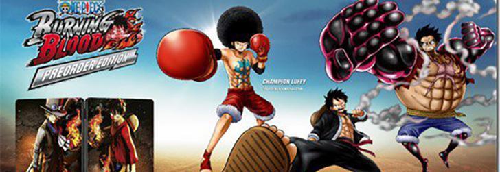 One Piece: Burning Blood se va lansa în Europa în data de 3 iunie