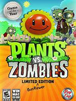 Plants vs Zombies GOTY Coperta Box Art