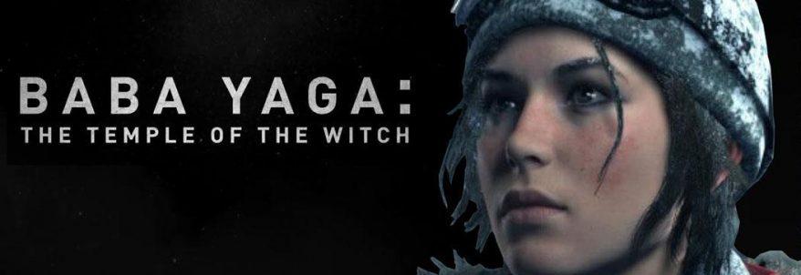 Rise of the Tomb Raider: Baba Yaga