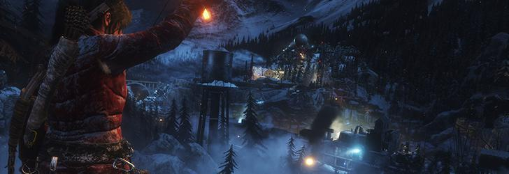 Rise of the Tomb Raider este acum disponibil pe PC