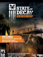 State of Decay Year One Survival Edition PC Box Art Coperta