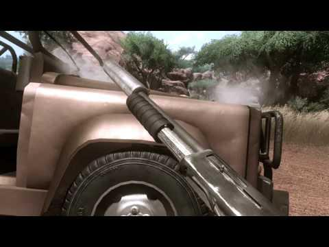 Far Cry 2 – Fortune's Pack Trailer