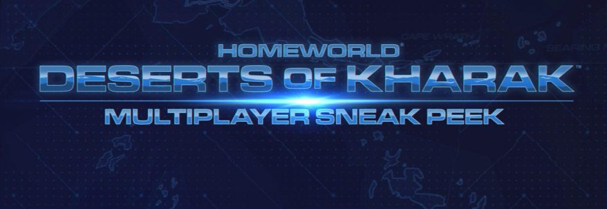 Homeworld: Deserts of Kharak prezintă 7 minute de multiplayer gameplay