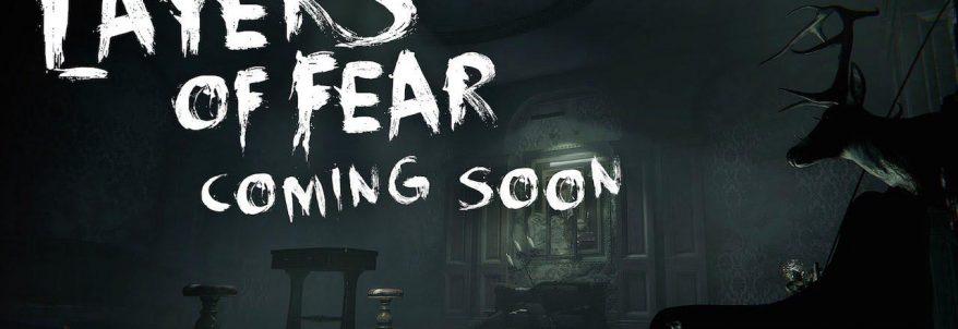 Layers of Fear se va lansa în Februarie