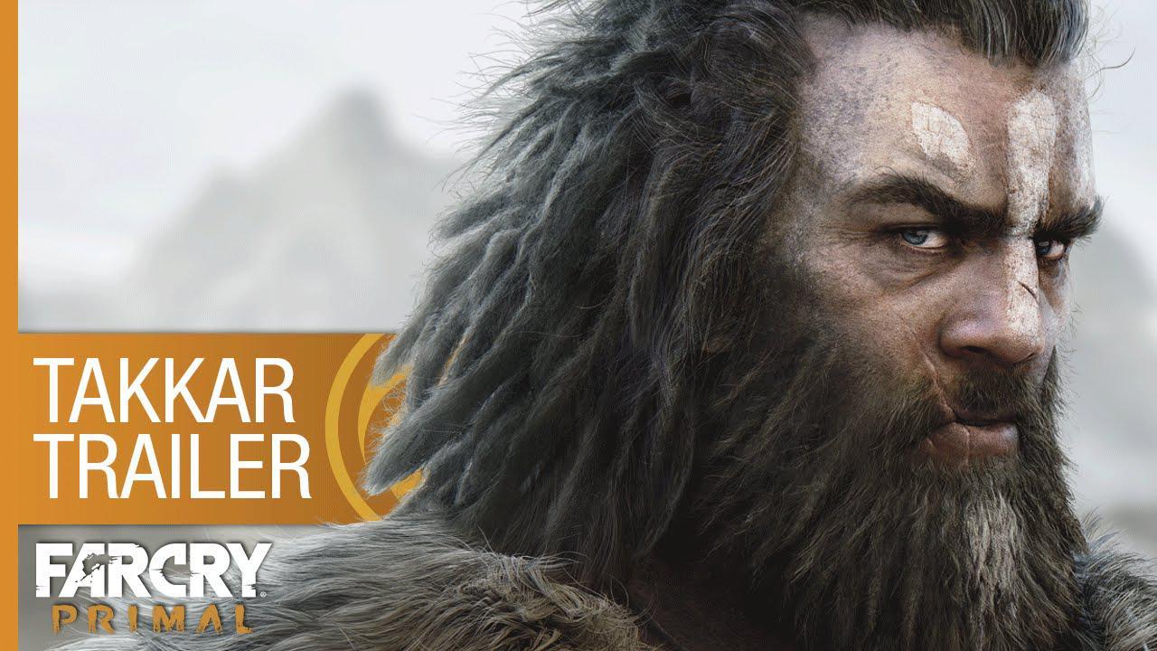 Povestea din Far Cry Primal prezentată într-un nou trailer