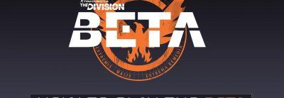 Testul Tom Clancy's The Division Closed Beta a început, câteva detalii prezentate
