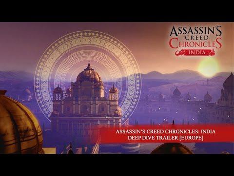 Trailerul Assassin's Creed Chronicles: India prezintă caracteristicile jocului