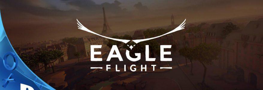 Ubisoft anunță primul proiect VR, Eagle Flight