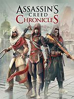 Assassins Creed Chronicles Trilogy Box Art