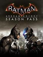Batman Arkham Knight Season Pass Box Art Coperta