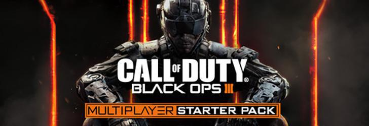 Call of Duty: Black Ops III Multiplayer Starter Pack gratuit pentru weekend