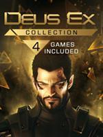 Deus Ex Collection PC Box Art Coperta