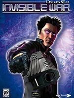 Deus Ex Invisible War PC Box Art Coperta Buna