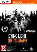 Dying Light The Following Enhanched Edition PC Box Art Coperta