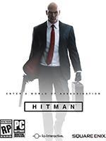 Hitman PC Box Art Coperta