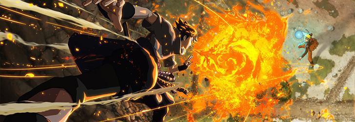 Naruto Shippuden Ultimate Ninja Storm 4 este acum disponibil