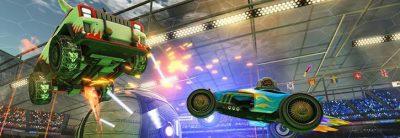 Rocket league se va lansa și în format fizic, în curând