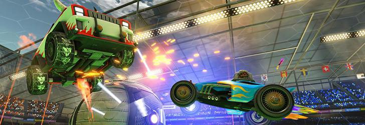 Rocket League Retail Version Incoming