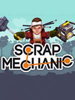 Scrap Mechanic Early Access Box Art