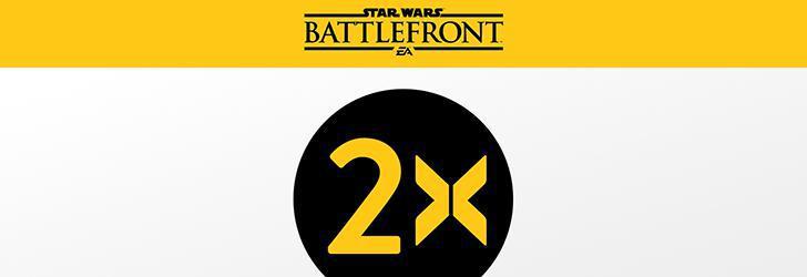 În acest weekend jucătorii de Star Wars: Battlefront vor primi XP dublu