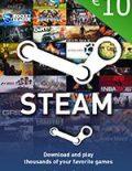 Steam Wallet Code 10 EUR