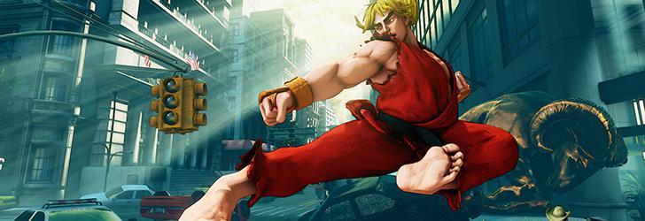 Conținutul Street Fighter V disponibil la lansare detaliat