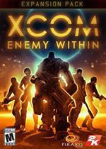 XCOM Enemy Within Box Art Coperta